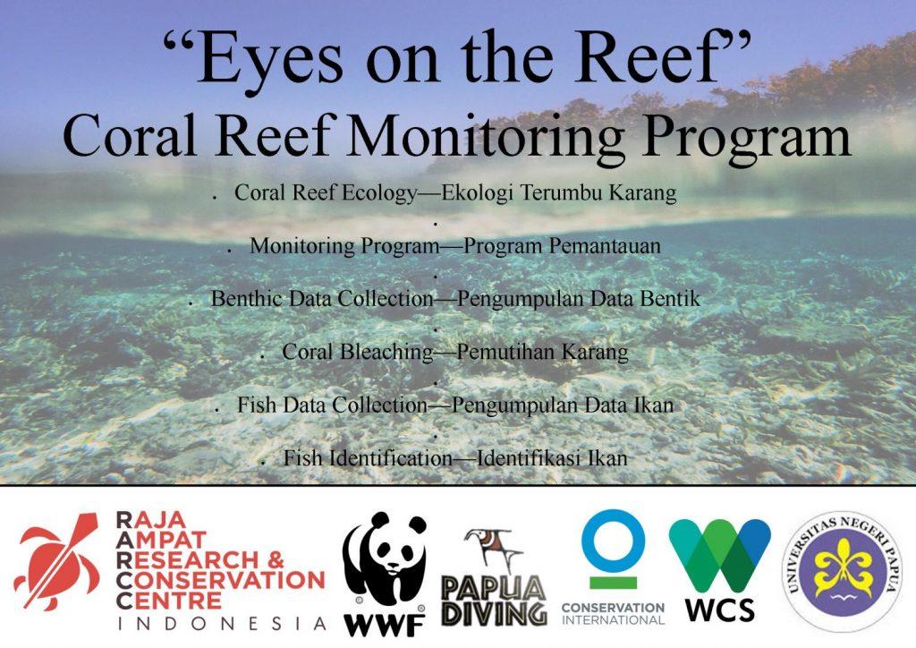 eyes on the reef